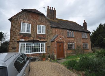 Thumbnail 2 bed cottage to rent in Newgate Lane, Fareham
