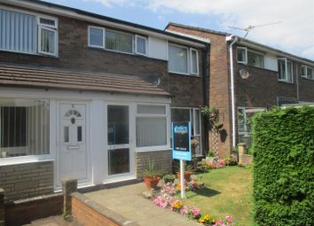 Thumbnail 3 bed terraced house for sale in Barnard Avenue, Ely, Cardiff