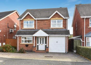 Thumbnail 4 bed detached house to rent in Pentland Gardens, Hereford