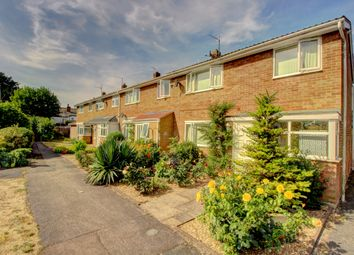 Thumbnail 3 bed end terrace house for sale in Grove Road, Turvey, Bedford