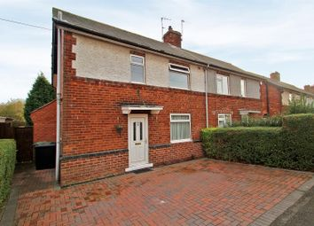 Thumbnail 4 bedroom semi-detached house for sale in Bentwell Avenue, Arnold, Nottingham