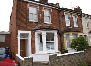 Thumbnail 1 bed flat to rent in Crossfield Road, Clacton-On-Sea