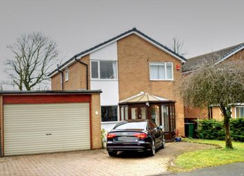 Thumbnail 4 bed detached house for sale in Moorcroft, Ramsbottom, Bury