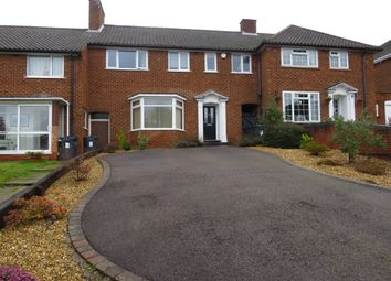Thumbnail 4 bed terraced house for sale in Jesson Road, Sutton Coldfield