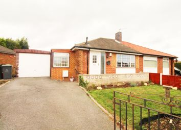 Thumbnail 2 bed semi-detached house for sale in Lowfield Close, Low Moor, Bradford