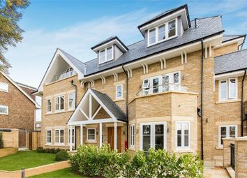 Thumbnail 3 bed flat for sale in Amaris Lodge, 10 Old Park Road, Enfield