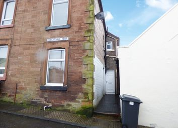 2 bed terraced house for sale in Robertvale Terrace, Dumfries, Dumfriesshire DG1