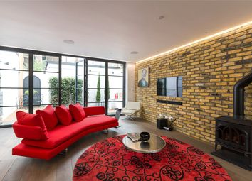 Thumbnail 3 bed terraced house for sale in Pembridge Mews, London