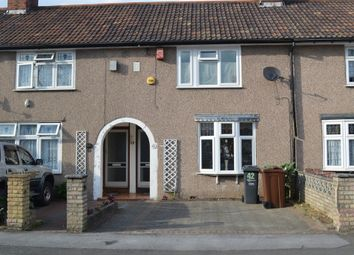 Thumbnail 2 bed terraced house to rent in Wren Road, Dagenham