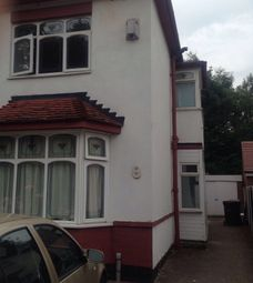 Thumbnail 1 bedroom semi-detached house to rent in 43 Park Road West, West Park, Wolverhampton
