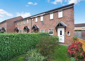 Thumbnail 2 bedroom end terrace house for sale in Carse Close, Abingdon