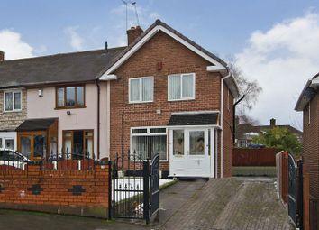 Thumbnail 2 bed property for sale in Abbeyfield Road, Erdington, Birmingham