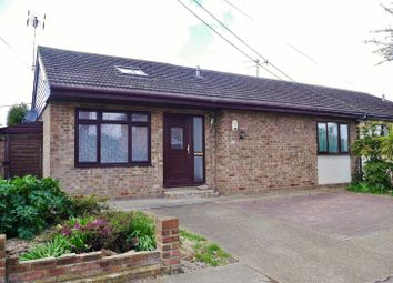 Thumbnail 2 bed semi-detached bungalow to rent in Roggel Road, Canvey Island