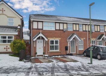 Thumbnail 2 bed end terrace house for sale in Heathfield, Chester-Le-Street, Co.Durham