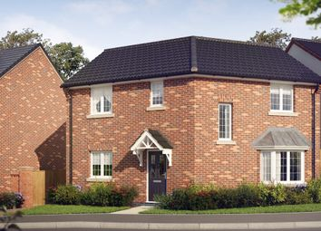 Thumbnail 3 bed detached house for sale in The Doveridge At Oaklands Park, Wyaston Road, Ashbourne