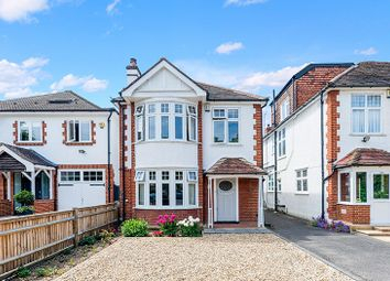 Thumbnail 4 bed detached house for sale in Durham Road, West Wimbledon, London
