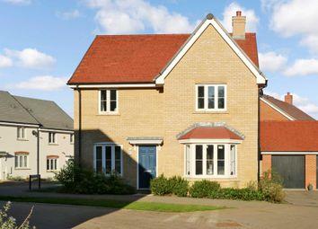 Thumbnail 4 bed detached house for sale in Drayton Road, Newton Leys, Bletchley, Milton Keynes