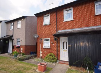 Thumbnail 3 bedroom semi-detached house for sale in Watkins Way, Shoeburyness, Southend-On-Sea