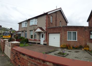 Thumbnail 3 bed semi-detached house for sale in Warnerville Road, Liverpool