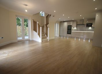 Thumbnail 4 bed town house for sale in Kings Drive, Upperton, Eastbourne