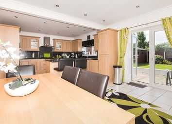 Thumbnail 4 bed detached house for sale in The Crescent Bank Lane, Warton, Preston
