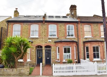 Thumbnail 4 bedroom terraced house for sale in May Road, Twickenham
