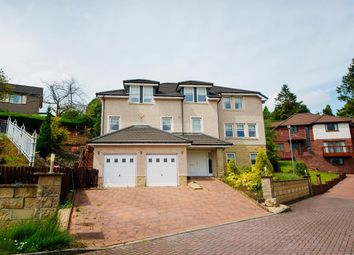 Thumbnail 5 bedroom detached house for sale in Croftbank Gate, Bothwell, Glasgow