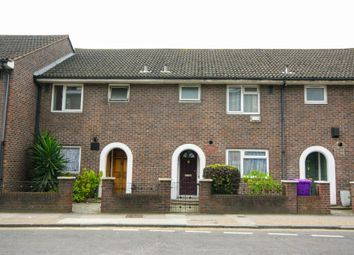 Thumbnail 3 bed terraced house to rent in White Horse Lane, London