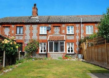 Thumbnail 1 bed terraced house for sale in Stiffkey, Wells-Next-The-Sea, Norfolk