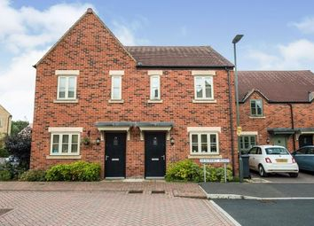 Thumbnail 2 bed semi-detached house for sale in Lysander Way, Moreton Park, Moreton In Marsh, Glos