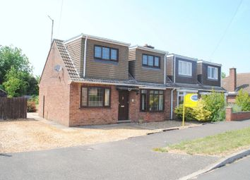 Thumbnail 3 bed semi-detached house for sale in Alfred Street, Stanwick, Wellingborough