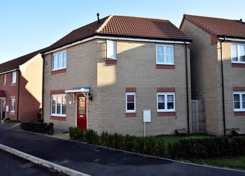 Thumbnail 3 bed detached house for sale in Eye, Peterborough