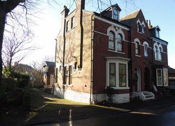 Thumbnail 1 bedroom flat for sale in Stamford Street, Stalybridge