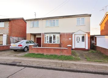 Thumbnail 5 bed detached house for sale in Korndyk Avenue, Canvey Island