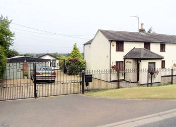 Thumbnail 4 bed detached house for sale in Malmesbury Road, Cricklade, Wiltshire