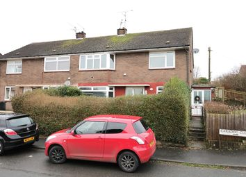 Thumbnail 2 bed flat for sale in Caradoc Close, Caerleon, Newport