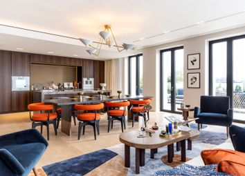 Thumbnail 3 bed flat for sale in Lincoln Square, Westminster