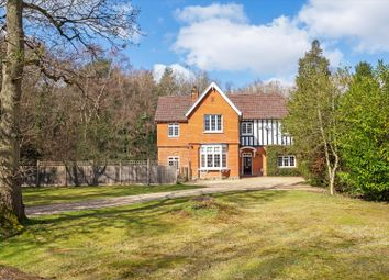 Holly Grange, The Gardens, Pirbright, Between Woking And Guildford, Surrey GU24.. 5 bed detached house for sale
