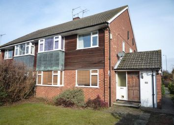 Thumbnail 2 bed maisonette to rent in Sandringham Road, Maidenhead