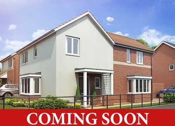 Thumbnail 4 bed semi-detached house for sale in Coming Soon, Perry Common, Birmingham