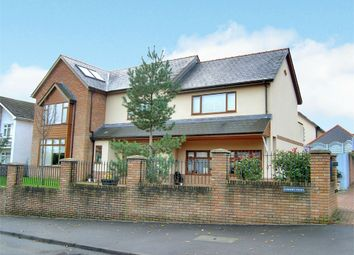 Thumbnail 5 bed detached house for sale in Llwyn Y Pia Road, Lisvane, Cardiff