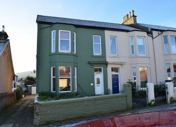 Thumbnail 3 bedroom terraced house for sale in Queen Street, Dunoon, Argyll And Bute