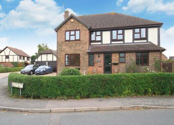Thumbnail 4 bed detached house for sale in Curtis Wood Park Road, Herne Bay