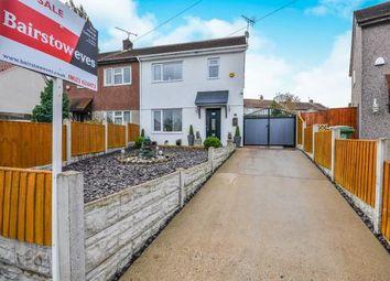 Thumbnail 2 bedroom semi-detached house for sale in Darlton Street, Mansfield, Notitnghamshire, Nottinghamshire