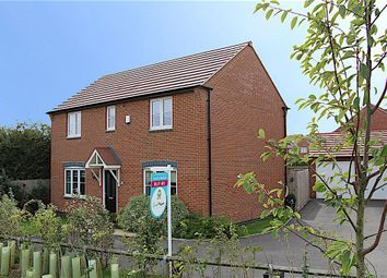 Thumbnail 4 bed detached house for sale in Scarborough Close, Grantham