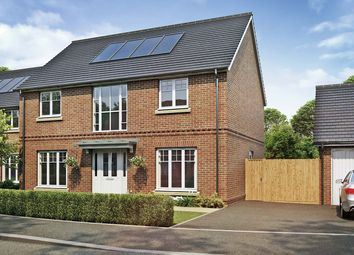 "Thumbnail 4 bed detached house for sale in ""The Fulford"" at Sandy Lane, Waltham Chase, Southampton"
