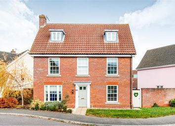 Thumbnail 4 bed detached house for sale in Bury St Edmunds, Suffolk