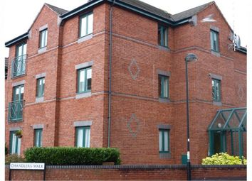 Thumbnail 2 bed flat to rent in Chandlers Walk, Exeter