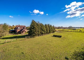 Coggeshall Road, Ardleigh, Colchester CO7. 4 bed equestrian property for sale