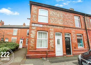 Thumbnail 2 bed end terrace house to rent in Cumberland Street, Warrington